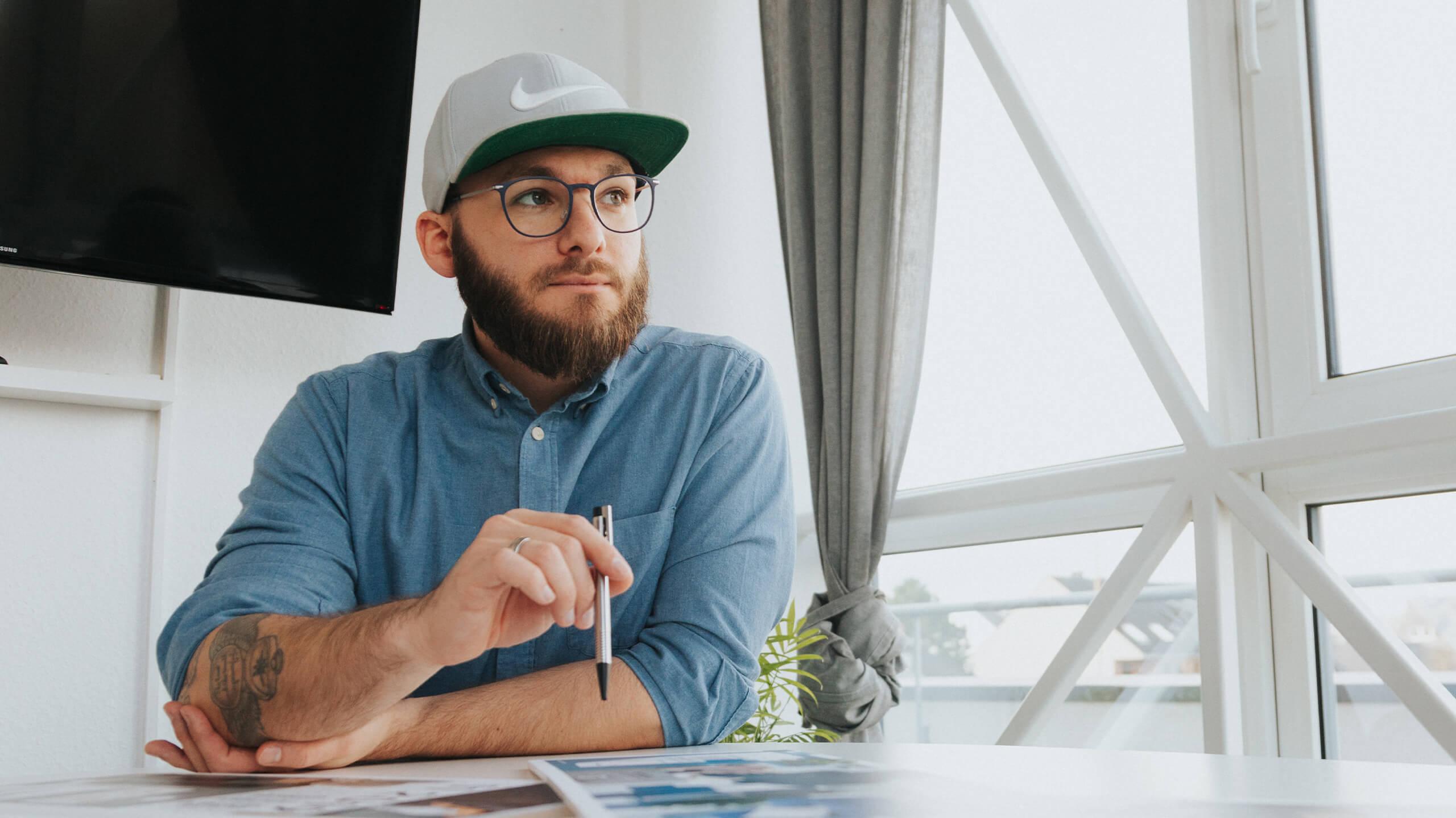 Jan Stellmach - Branding expert